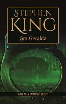 Kolekcja mistrza grozy Tom 9 Gra Geralda - obrazek