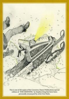 The Shining (Remarque 45) - obrazek