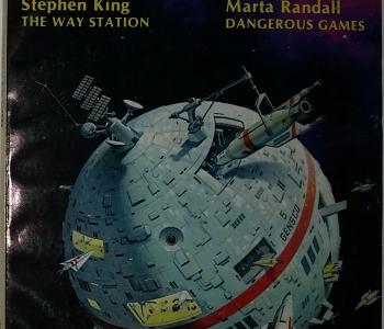 Fantasy & Science Fiction 4/1980 - obrazek