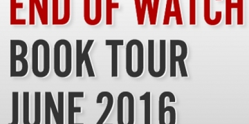 End of Watch Book Tour 2016 Galerie - obrazek