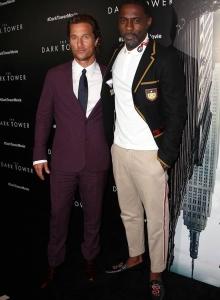 Matthew McConaughey i Idris Elba - obrazek