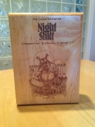 Drewniane pudełko robione na zamówienie (Dolso)
