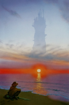 Michael Whelan - The Dark Tower I The Gunslinger 04 - obrazek