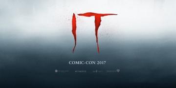 Nowy plakat To oraz filmy z panelu SDCC2017 - obrazek