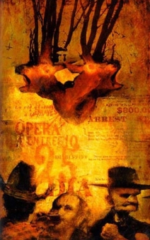 Dave McKean - The Dark Tower IV Wizard and Glass 06 - obrazek
