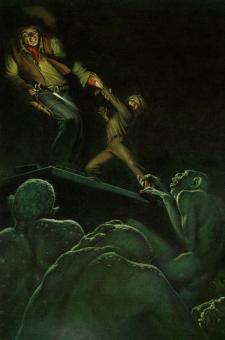 Michael Whelan - The Dark Tower I The Gunslinger 03 - obrazek