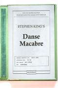 Danse Macabre - Proof w miekkiej oprawie w specjalnym etui (1)