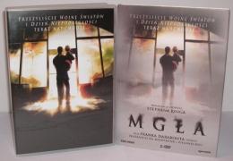 Mgła (DVD) - pudełko i etui