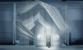 The Shining Opera - Set Render 3 - obrazek