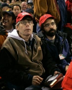 Stephen King i Joe Hill