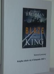 Blaze - Prebook (Prószyński i S-ka) - obrazek