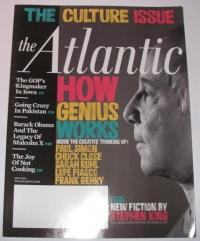 The Atlantic 5/2011