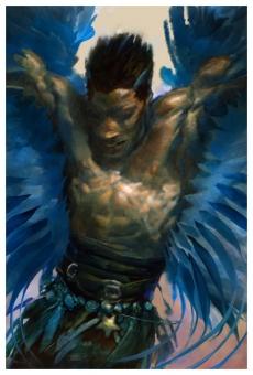 Rick Berry - The Talisman - Birdman - obrazek