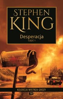 Kolekcja mistrza grozy Tom 14 Desperacja 1 - obrazek