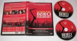 Dzieci Kukurydzy 1 i 2 (DVD) - płyty