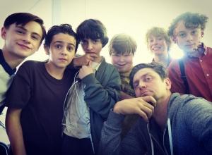 Andy Muschietti i Klub Frajerów (zdjęcie Andy Muschietti) - obrazek