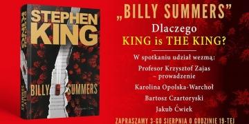 Dlaczego King is the King - spotkanie online - obrazek