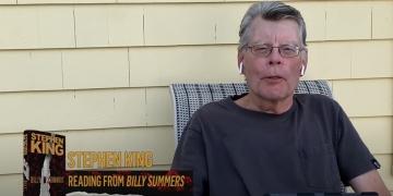 Stephen King czyta fragment powieści Billy Summers - obrazek