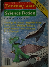 Fantasy & Science Fiction 10/1978 - obrazek