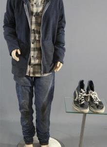 Ubranie Jake'a Chambersa -260$ - obrazek