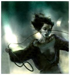 Rick Berry - Black House - Lynch - obrazek