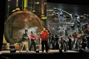 The Shining Opera - przedstawienie 20 (zdjęcie Ken Howard) - obrazek