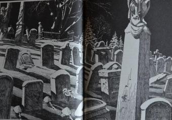 Bernie Wrightson - Cycle of Werewolf 23 - obrazek