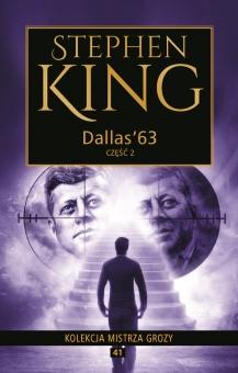 Kolekcja mistrza grozy Tom 41 Dallas'63 2 - obrazek