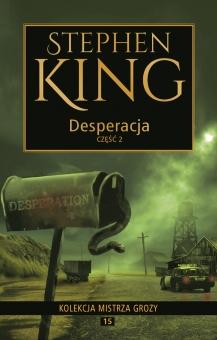 Kolekcja mistrza grozy Tom 15 Desperacja 2 - obrazek