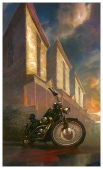 Rick Berry - Black House - Nailhouse Row - obrazek
