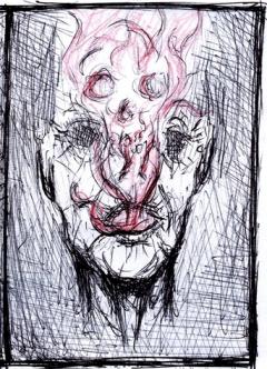 Vincent Chong - Last Breath - szkic - obrazek