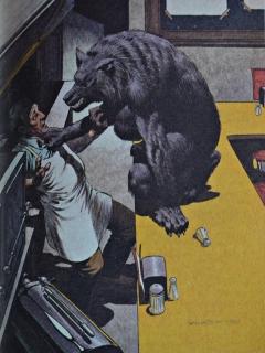 Bernie Wrightson - Cycle of Werewolf 06 - obrazek
