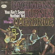 Bachman-Turner Overdrive - okładka płyty