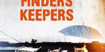 Animowana okładka Finders Keepers i fragment powieści - obrazek