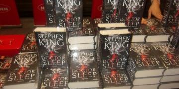 Doctor Sleep Book Tour 2013 Galerie - obrazek
