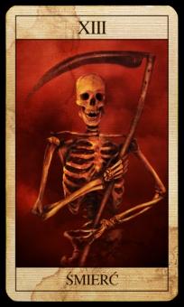 death card - obrazek