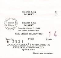 Misery (Polski Związek Niewidomych)