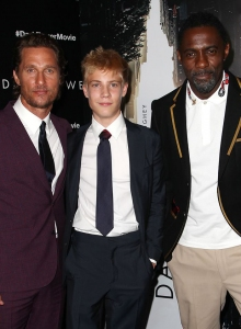 Matthew McConaughey, Tom Taylor i Idris Elba - obrazek