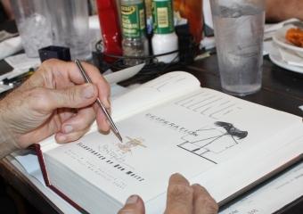 Don Maitz na spotkaniu w Sarasocie (zdjęcie 002) - obrazek