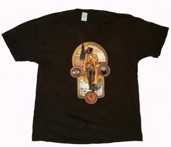 The Gunslinger's Creed - koszulka - obrazek
