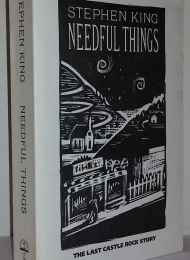 Needful Things - Uncorrected Proof (Viking) - obrazek