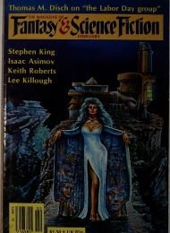 Fantasy & Science Fiction 2/1981 - obrazek
