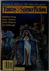 Fantasy & Science Fiction 2/1981