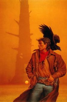 The Dark Tower I The Gunslinger - obrazek