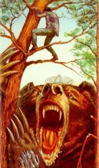 Ned Dameron - Mir Embraced the Tree - obrazek