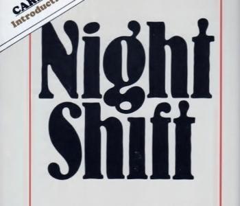 Night Shift (Doubleday) - obrazek