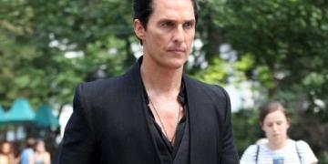 Matthew McConaughey jako Człowiek w czerni - obrazek