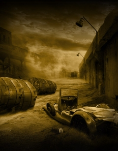 The Dark Tower - Lud City II - obrazek