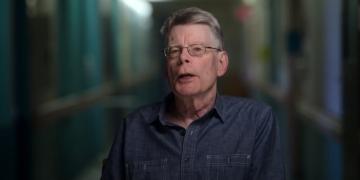 Stephen King promuję Historię Lisey - obrazek