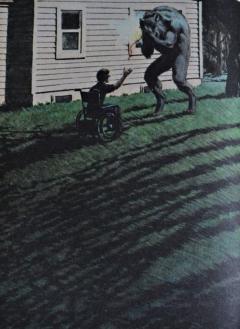 Bernie Wrightson - Cycle of Werewolf 07 - obrazek